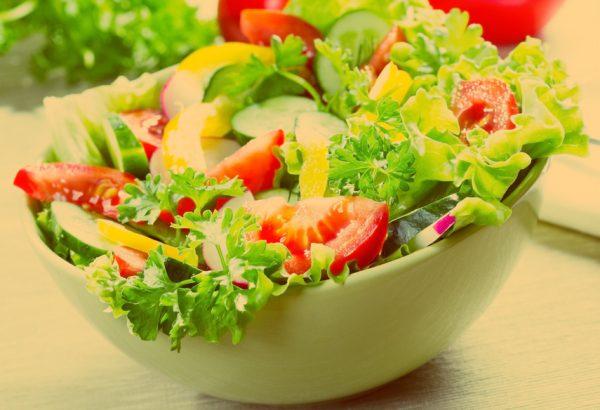 Салат на правильный обед