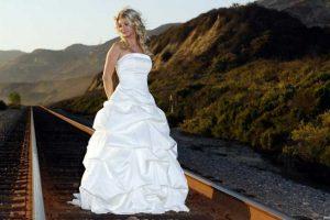 Приметы свадебного платья