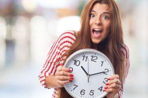 Как научить ребёнка пунктуальности?