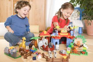 Детские конструкторы — идеальная игра для всестороннего развития