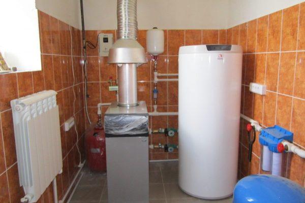 Преимущества и недостатки газового бойлера