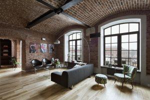 Оригинальные решения для гостиной: уход от традиционной диады диван-телевизор