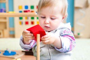 Развитие малышей с первых дней по специальным методикам