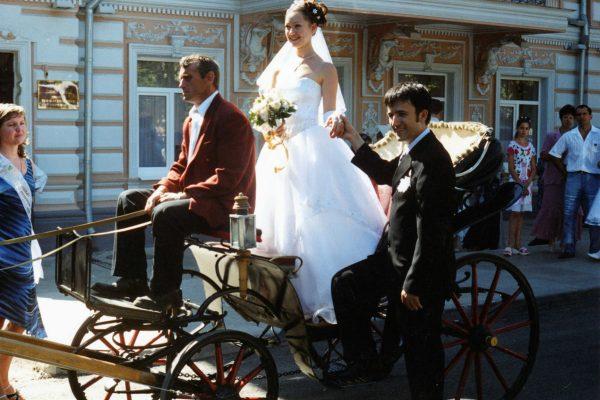 Свадьба в стиле девятнадцатого века: от костюма до транспорта