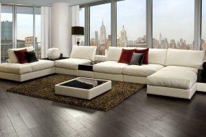 Диван в гостиную: красота и практичности центрального предмета мебели