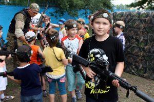 Игры в войнушку как социально одобряемый способ выражения агрессии или зачем детям игрушечное оружие