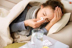 Лечим простуду натуральными продуктами