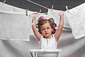 Мир запретов и долженствований для ребенка: многочисленные бессмысленные послания