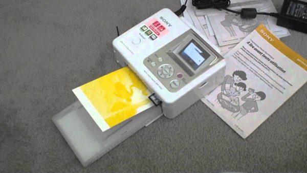 sony-printer