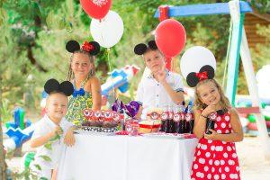Детский день рождения как основа воспоминаний о счастливом детстве