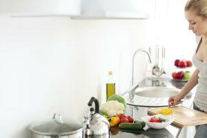 Кухня как место получения удовольствия: женская территория