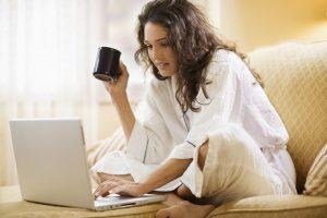 Возможности для домашней занятости: работа для женщин