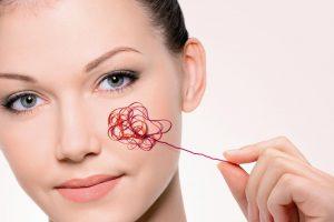 Выбор косметики для людей с чувствительной кожей