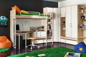 Мебель для детской. Рекомендации по выбору
