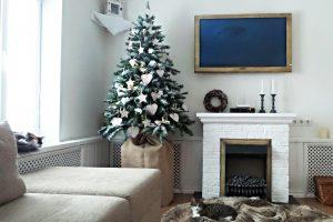 Как дешево и интересно украсить квартиру к Новому году
