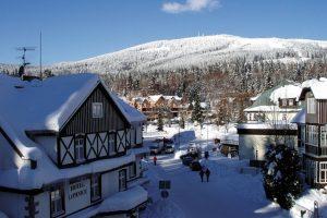 Крыница – популярный горнолыжный курорт Польши
