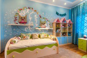 Сказочная мебель для детской комнаты