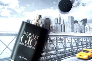 Аква Ди Джио — мужской аромат от Армани