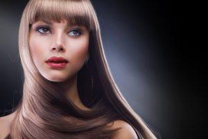 Способы выпрямления волос