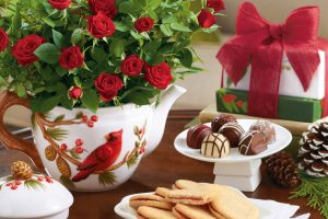 Рецепты новогодних блюд: оформляем еду правильно!