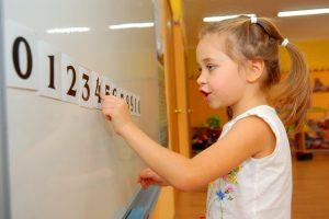 Учим ребенка складывать и вычитать