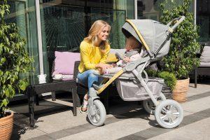 Выбираем безопасную коляску Happy Baby