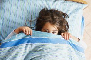 7 способов борьбы с ночными страхами ребенка