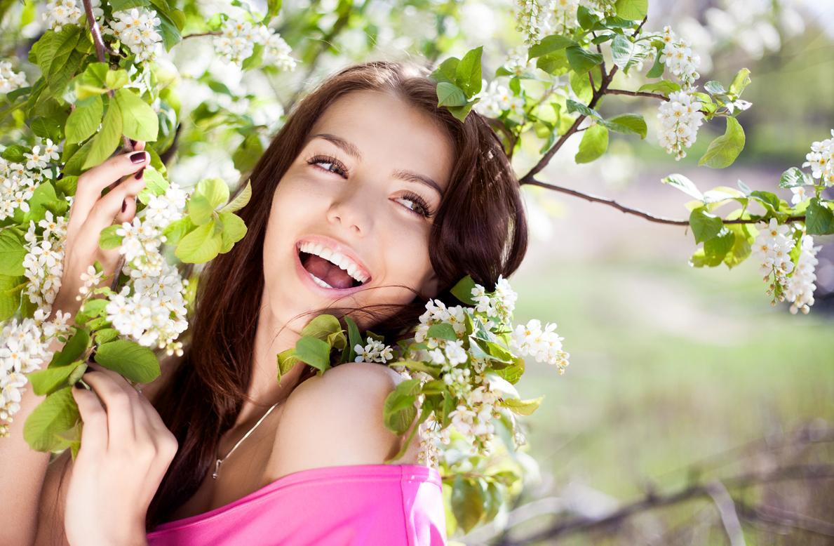 Для, картинки счастливой женщины с текстом