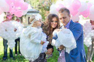 Как организовать праздник в честь рождения малыша?