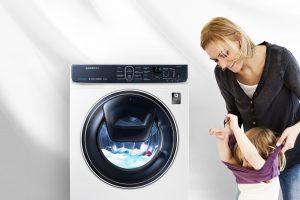 Отзыв о покупке стиральной машины Samsung