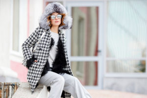 Что одеть в плохую погоду и выглядеть стильно?