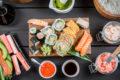 Доставка суши для истинных гурманов