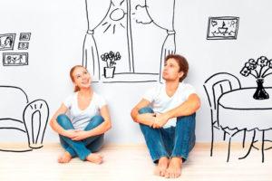 Кредит на недвижимость без первоначального взноса