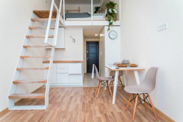 Квартира однокомнатная кредит